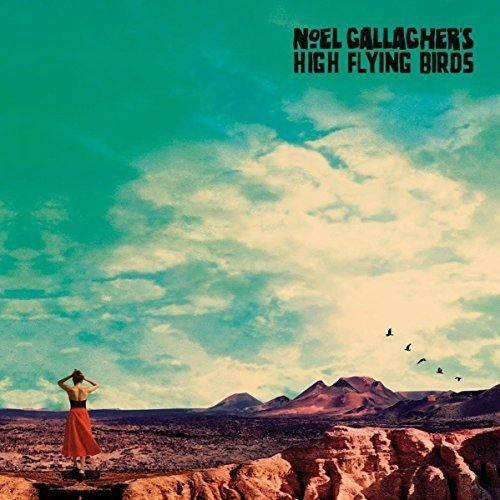 「Holy Mountain」収録アルバム『Who Built The Moon?』 /NOEL GALLAGHER'S  HIGH FLYING BIRDS
