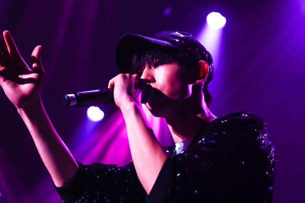 12月2日@マイナビBLITZ赤坂 photo by 笹森健一