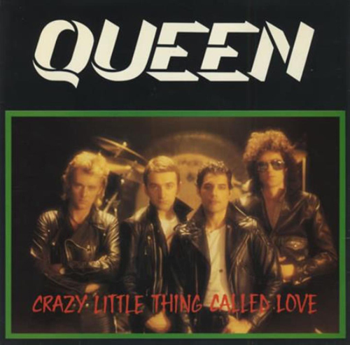 シングル「Crazy Little Thing Called Love」