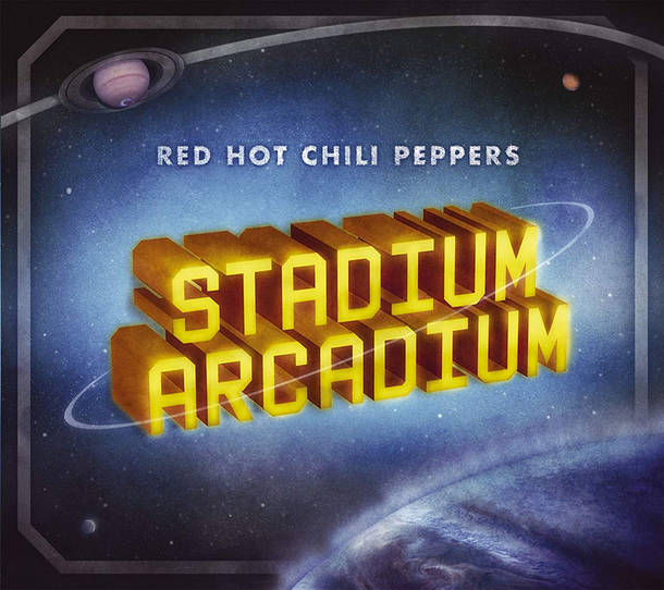 「Snow」収録アルバム『Stadium Arcadium』/Red Hot Chili Peppers