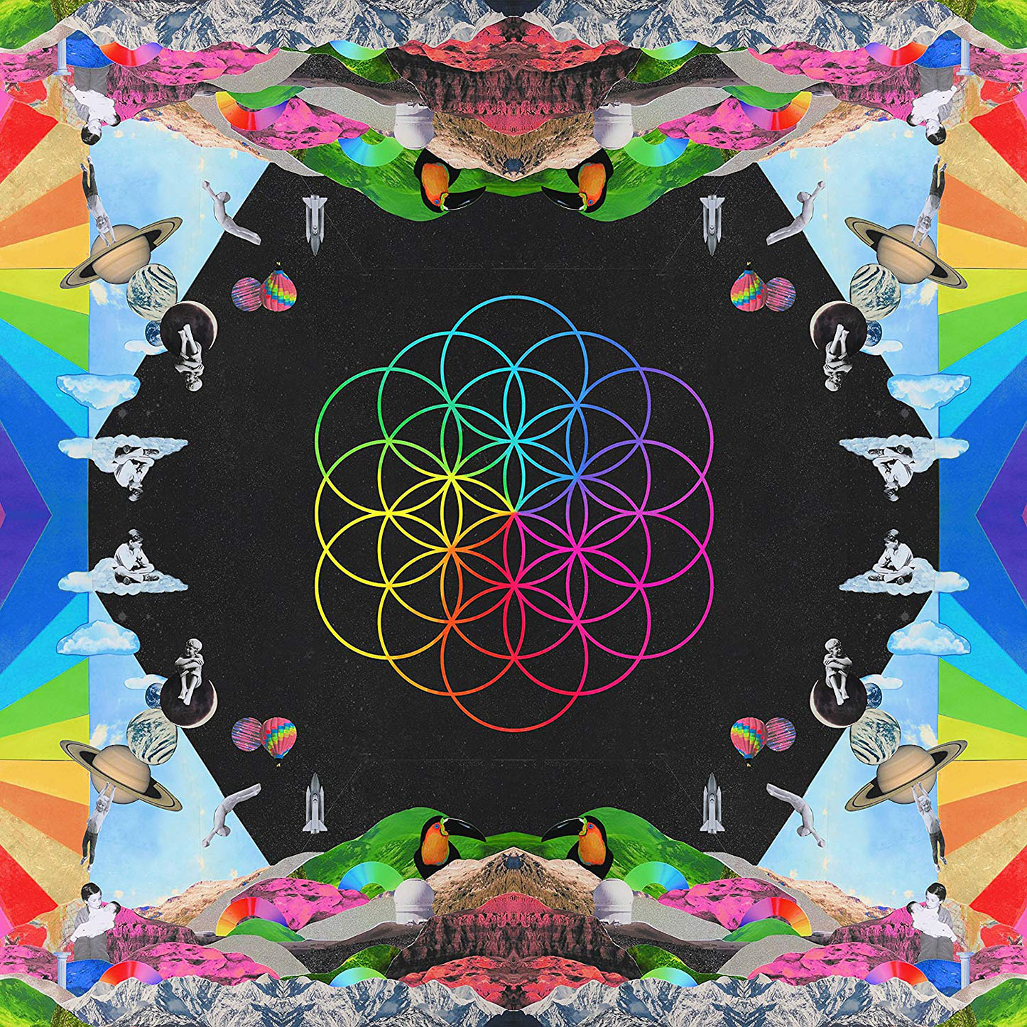 「Adventure of a Lifetime」収録アルバム『A Head Full of Dreams』 /Coldplay