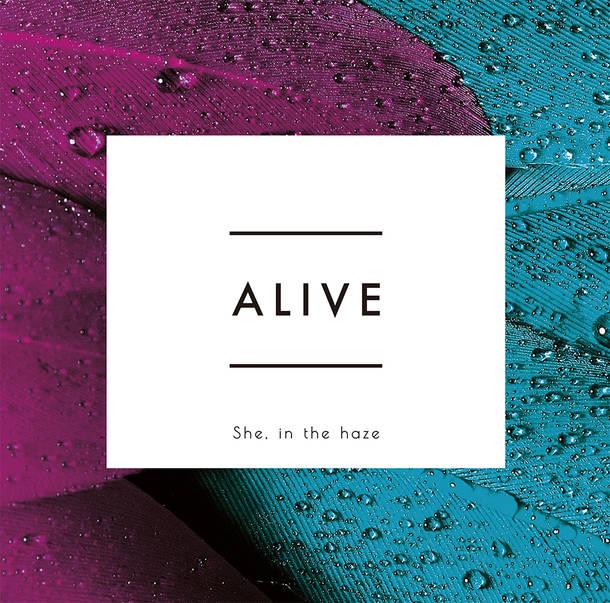 ミニアルバム『ALIVE』