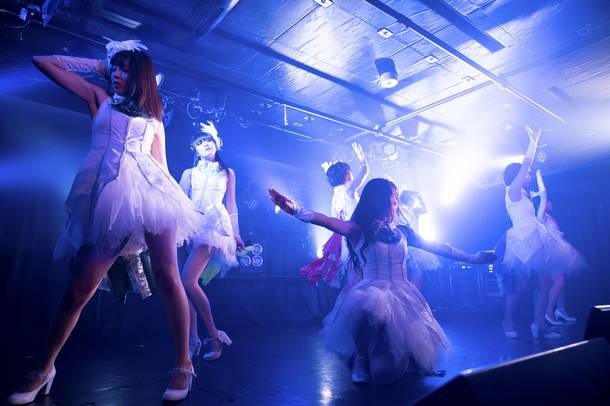 4月7日@新宿・Zirco Tokyo(Kleissis)