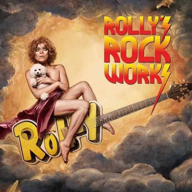 アルバム『ROLLY'S ROCK WORKS』