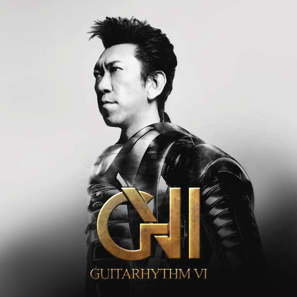 アルバム『GUITARHYTHM VI』