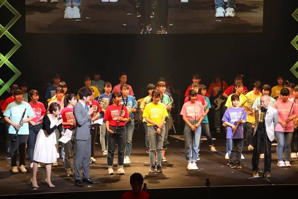 6月8日(土)開催の『めざましライブ〜日本お元気キャラバン in 鯖江』(オープニング)