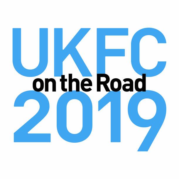 『UKFC on the Road 2019』ロゴ