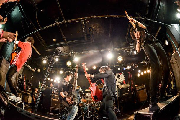 6月8日@F.A.D YOKOHAMA photo by 橋本塁(SOUND SHOOTER)