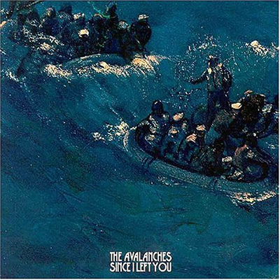 「Green Light」収録アルバムアルバム『Since I Left You』(The Avalanches)