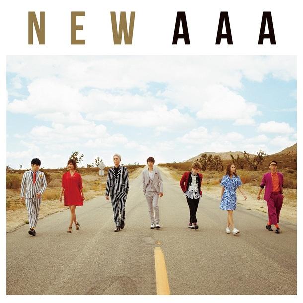 シングル「NEW」【CD+DVD】