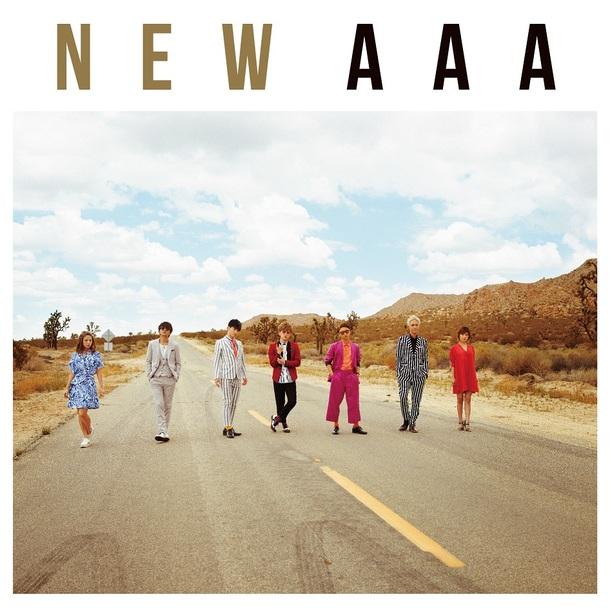 シングル「NEW」【CDシングル】