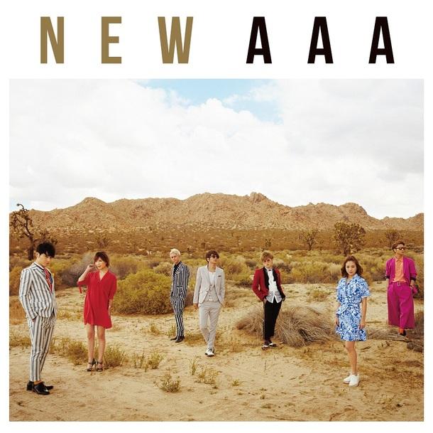 シングル「NEW」【CD+GOODS】