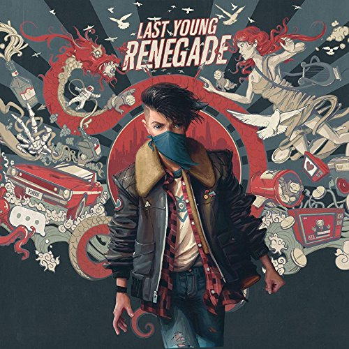 「Good Times」収録アルバム『Last Young Renegade』/ALL TIME LOW