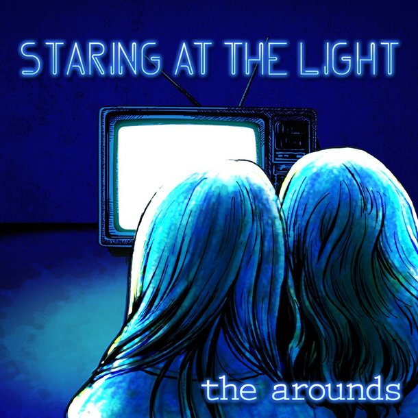 「Hiding」収録アルバム『STARTING AT THE LIGHT』/the arounds