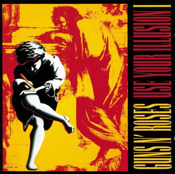 「November Rain」収録アルバム『Use Your Illusion I』/Guns N' Roses