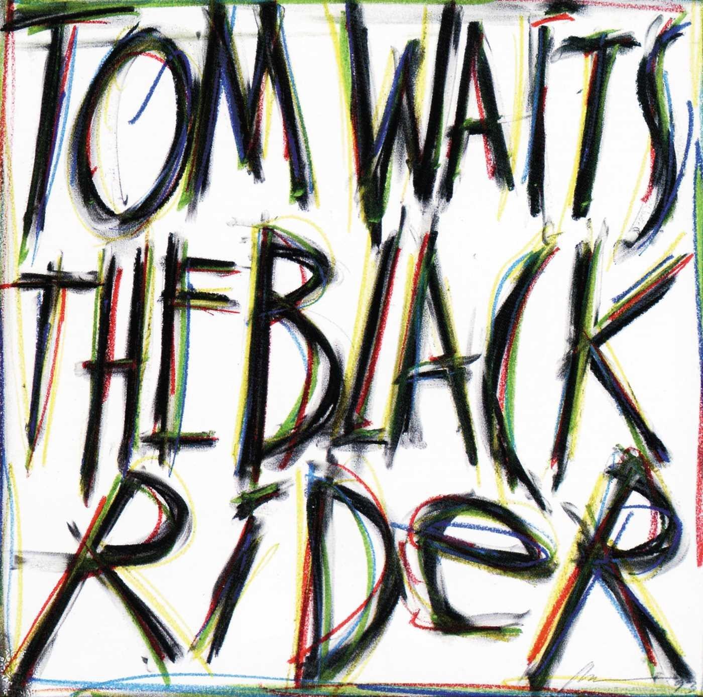 「November」収録アルバム『The Black Rider』/Tom Waits