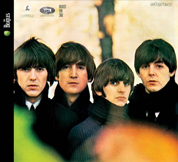 「Mr.Moonlight」収録アルバム『Beatles for Sale』/The Beatles