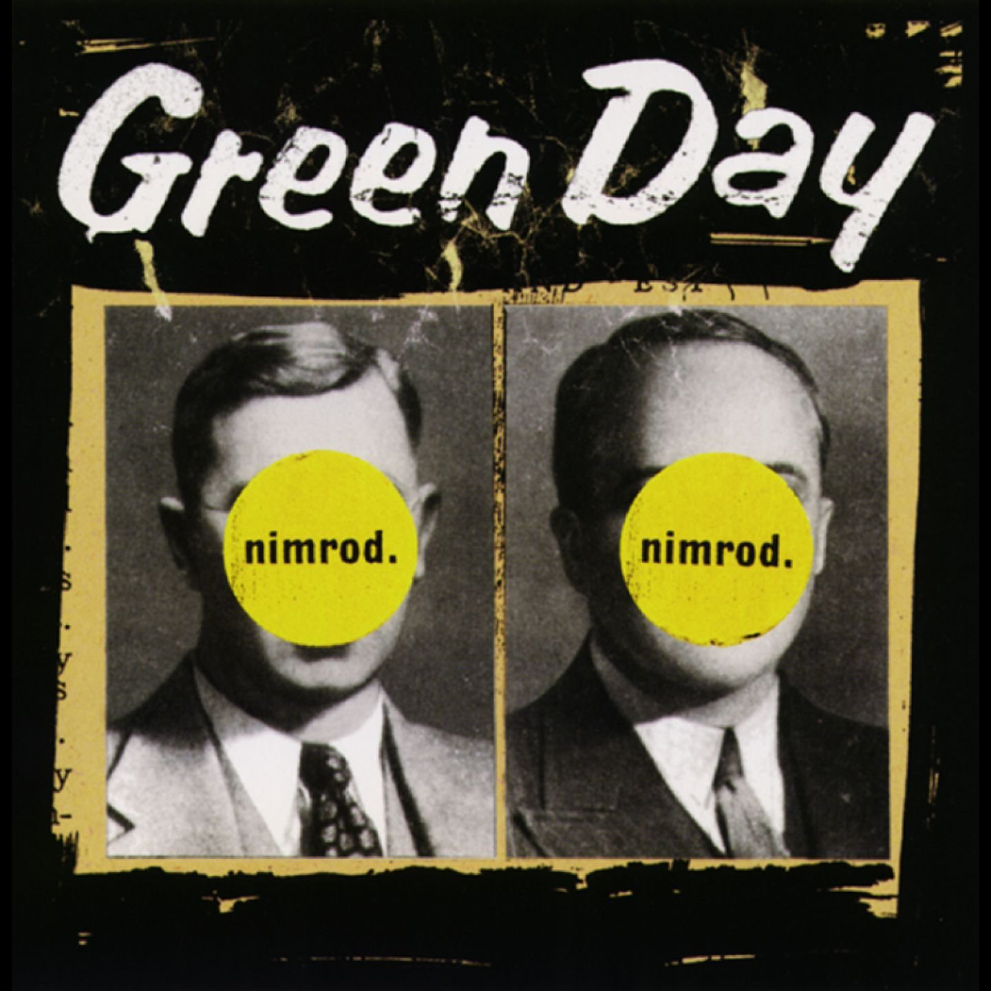 「Good Riddance (Time of Your Life)」収録アルバム『Nimrod』/Green Day