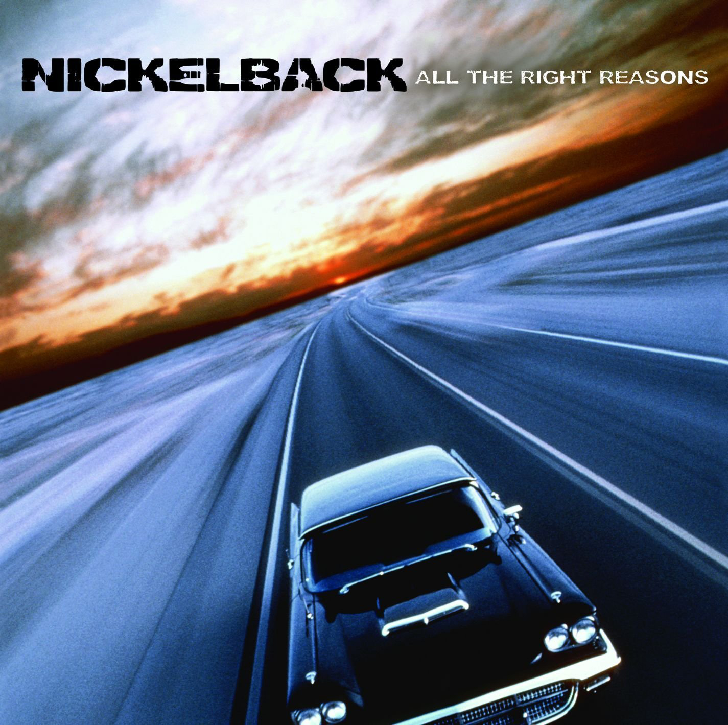 「Photograph」収録アルバム『All the Right Reasons.』/Nickelback