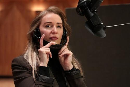 女性では珍しいハリウッド映画音楽界の巨匠、リサ・ジェラルド (c)Listen Japan
