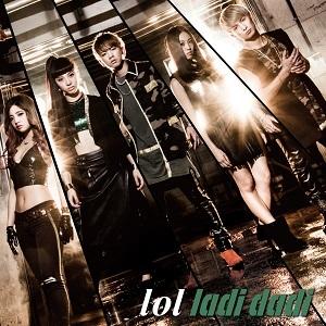 lol-エルオーエル-『ladi dadi-digital edition-』ジャケット画像