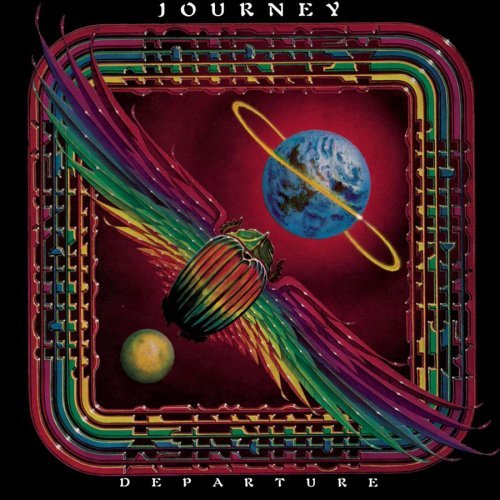 Journey『Departure』のジャケット写真