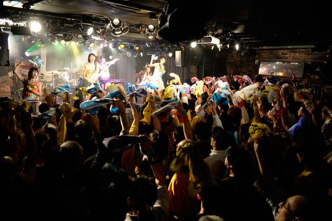 1月15日(金)@「ビクターロック祭り2016」(Gacharic Spin)