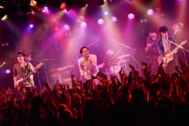 1月17日(月・祝)@渋谷CLUB QUATTRO