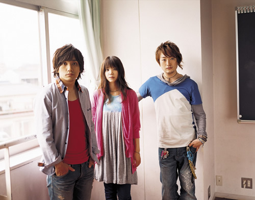 2010 年版「時をかける少女」の主題歌/挿入歌を担当するいきものがかり(C)映画「時をかける少女」製作委員会2010 (c)Listen Japan
