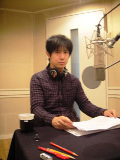 ラグナ=ザ=ブラッドエッジ役:杉田智和さん (c)ListenJapan