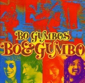ボ・ガンボスの『BO & GUMBO』ジャケット写真