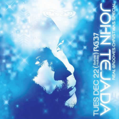 12月の『Real Grooves』はJohn Tejadaをフィーチャー (c)Listen Japan