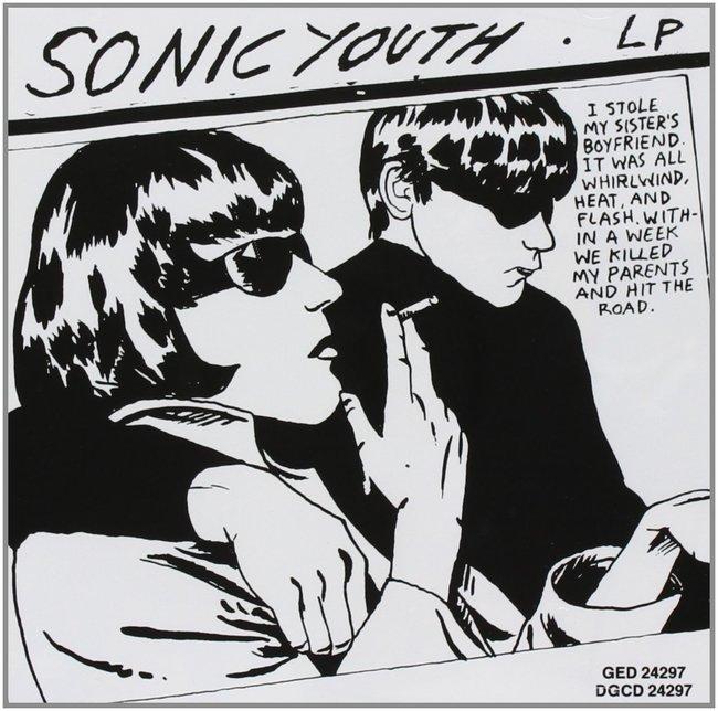 Sonic Youth『Goo』のジャケット写真