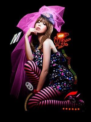 X'masの夜に開催される「ASOBINITE!!!」に出演するMEG (c)Listen Japan