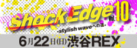 『Shock Edge Vol.10 -stylish waveへの道-』 (okmusic UP\'s)