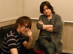 左:寺島拓篤、右:森久保祥太郎 (c)ListenJapan