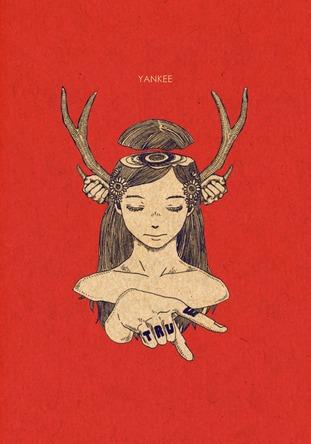 アルバム『YANKEE』 【画集盤】 (okmusic UP\'s)