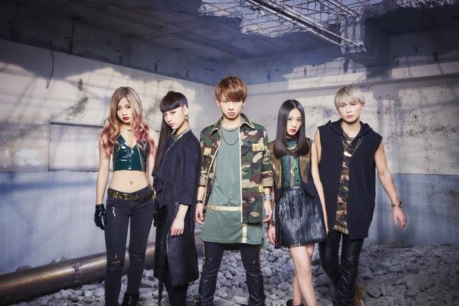 2ndシングル「ladi dadi」がオリコン週間シングルランキング3位に初登場したlol(エルオーエル)