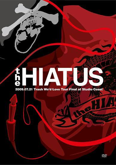 the HIATUS、初のライヴDVD『2009.07.21 Trash We'd Love Tour Final at Studio Coast』をリリース (c)Listen Japan