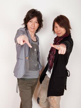 左:小野大輔さん、右:神谷浩史さん (c)ListenJapan
