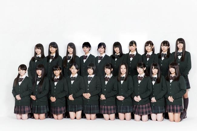4月6日にデビューシングルのリリースが決定した欅坂46(けやきざか フォーティシックス)
