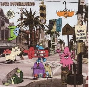 LOVE PSYCHEDELICO5thアルバム『ABBOT KINNEY』 (c)Listen Japan