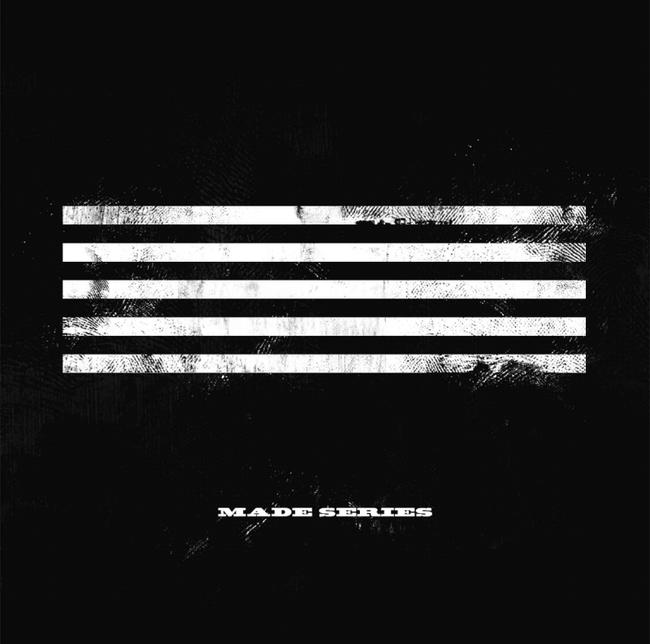 オリコン週間アルバムランキングにて初登場1位を獲得したBIGBANG『MADE SERIES』