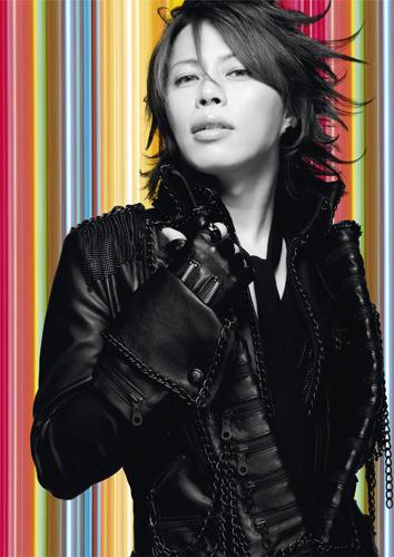 主題歌担当、声優としての参加などガンダムSEEDシリーズと様々なコラボレーションを行ってきたT.M.Revolution (c)ListenJapan