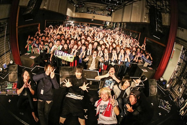 2月8日@京都・MUSE HALL