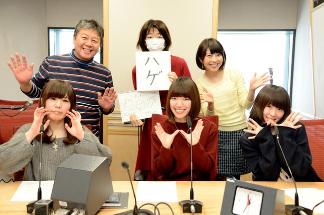 2月10日(火)@文化放送『くにまるジャパン』