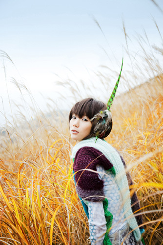 今年2010年には二十歳を迎える清浦夏実 (c)ListenJapan
