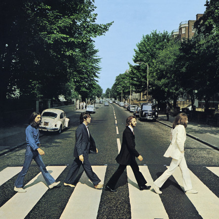 アルバム『ABBEY ROAD』 (c)ABBEY ROAD - ジャケット画像(okmusic UP\'s)