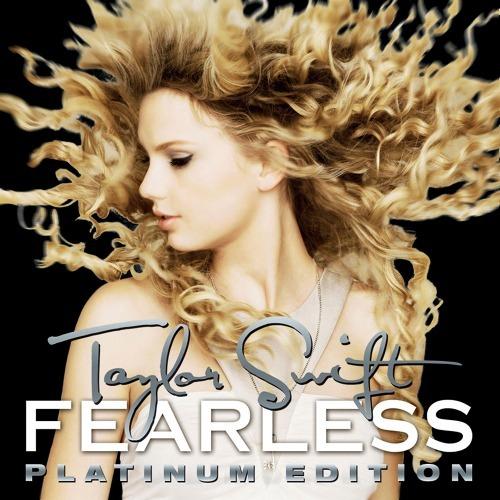 テイラー・スウィフト、日本でのデビューアルバムとなった『フィアレス』 (c)Listen Japan