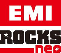 『EMI ROCKS neo』ロゴ (okmusic UP\'s)